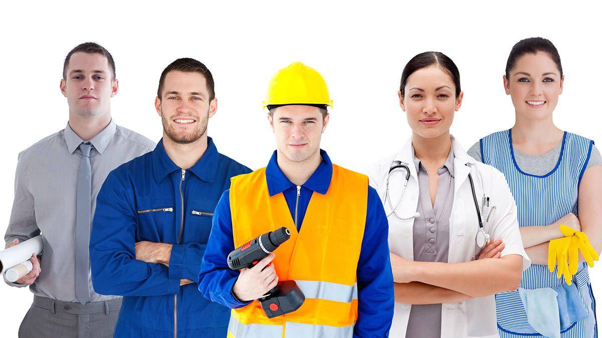 В Европе украинцам  приходится работать сиделками, строителями и уборщиками