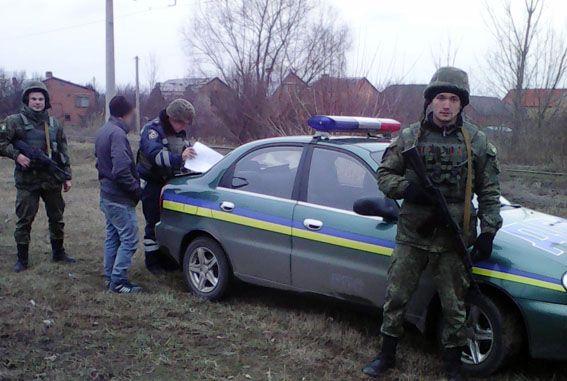 В Дружковке полиция поймала двух боевиков ДНР