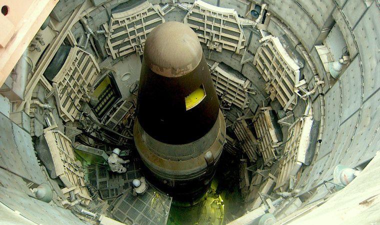 ядерная ракета, баллистическая ракета