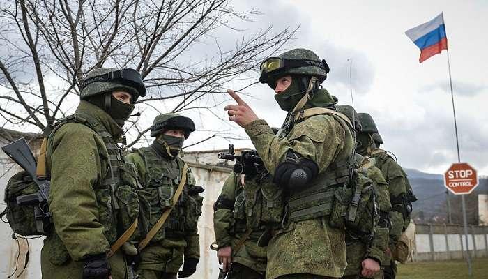 Россия, военные, флагРФ