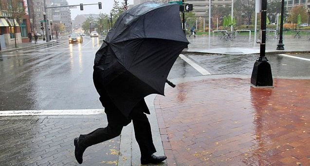 дождь, ветер, погода