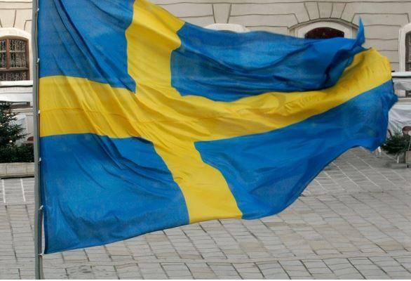 Швеция, флаг