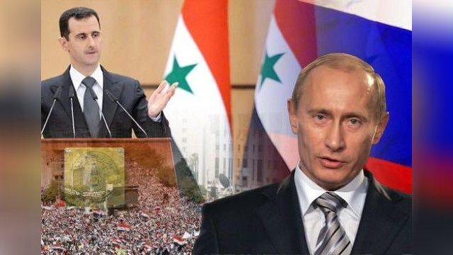 Путин приказал начать вывод основных российских сил из Сирии