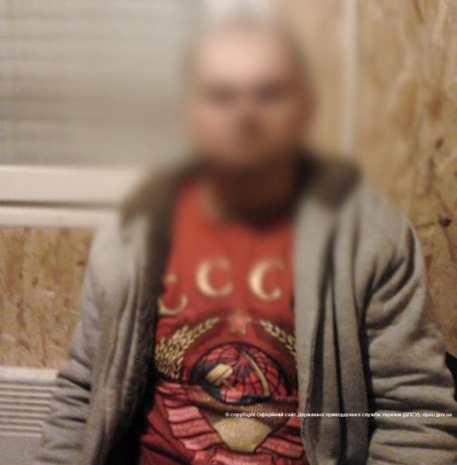 В Зайцево поймали венгра, который ехал из ДНР