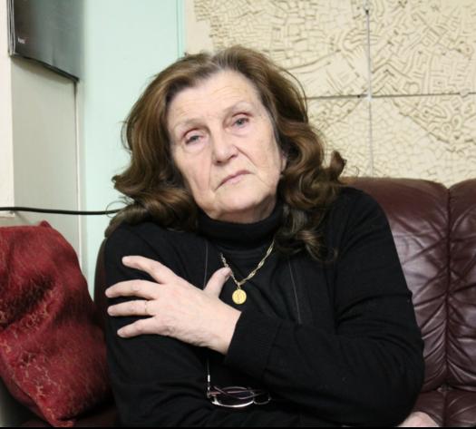 Мама Андрея Кузьменко