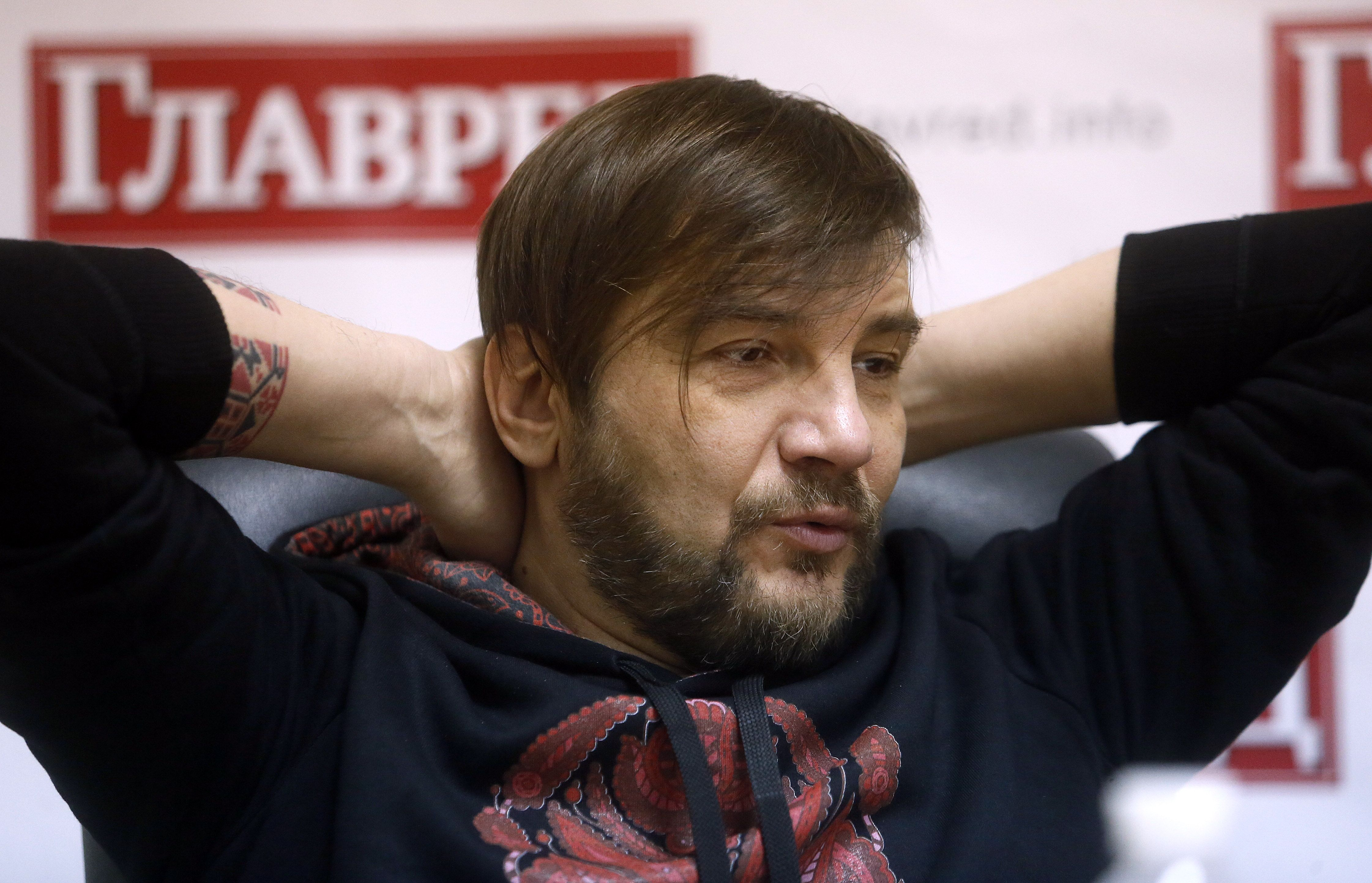 Володимир Шерстюк