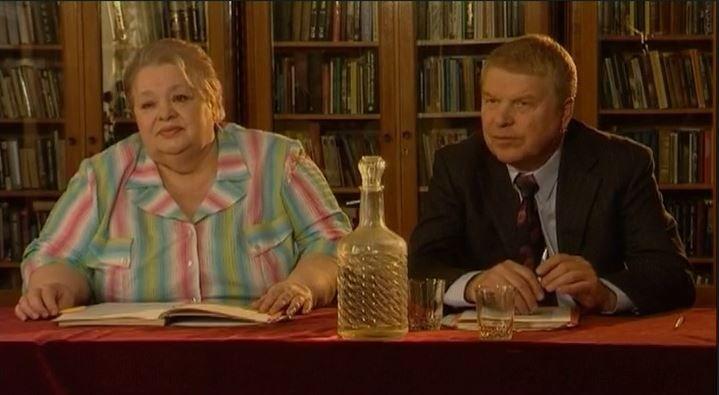 Наталья Крачковская и Михаил Кокшенов
