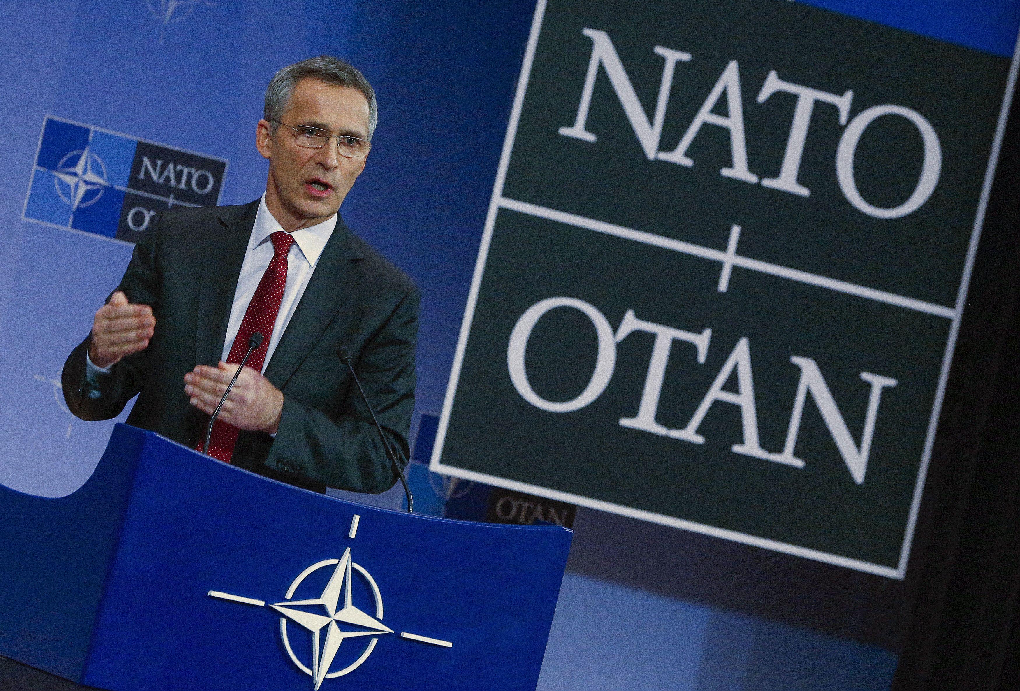 Йенс Столтенберг, НАТО 02