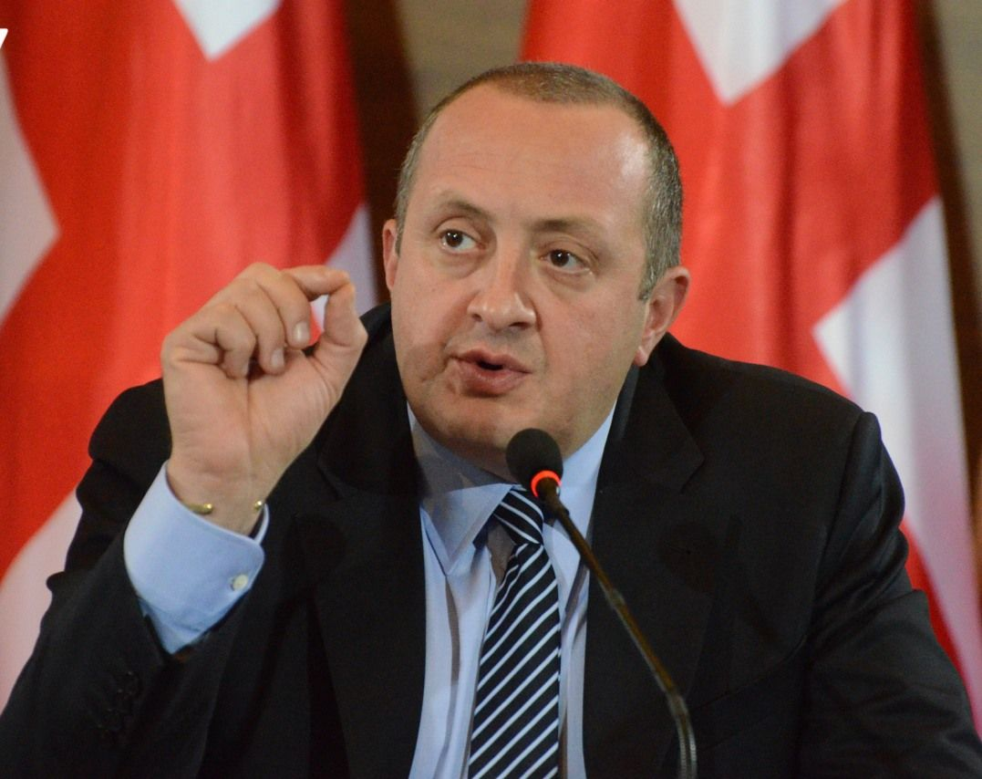 Президент Грузии, Маргвелашвили
