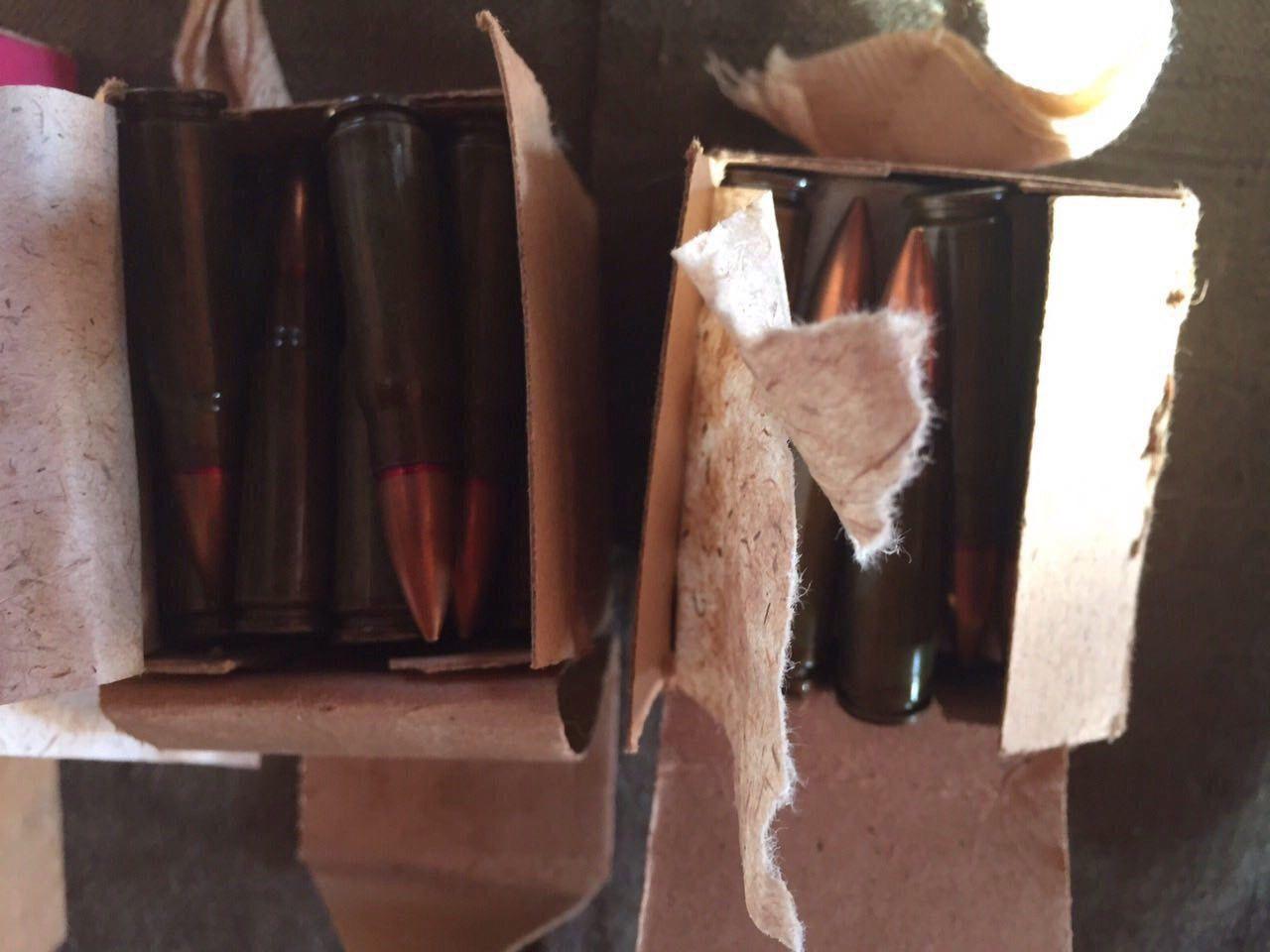 """На Киевщине накрыли мощный """"конверт"""": у организатора нашли тротил, патроны и гранату"""