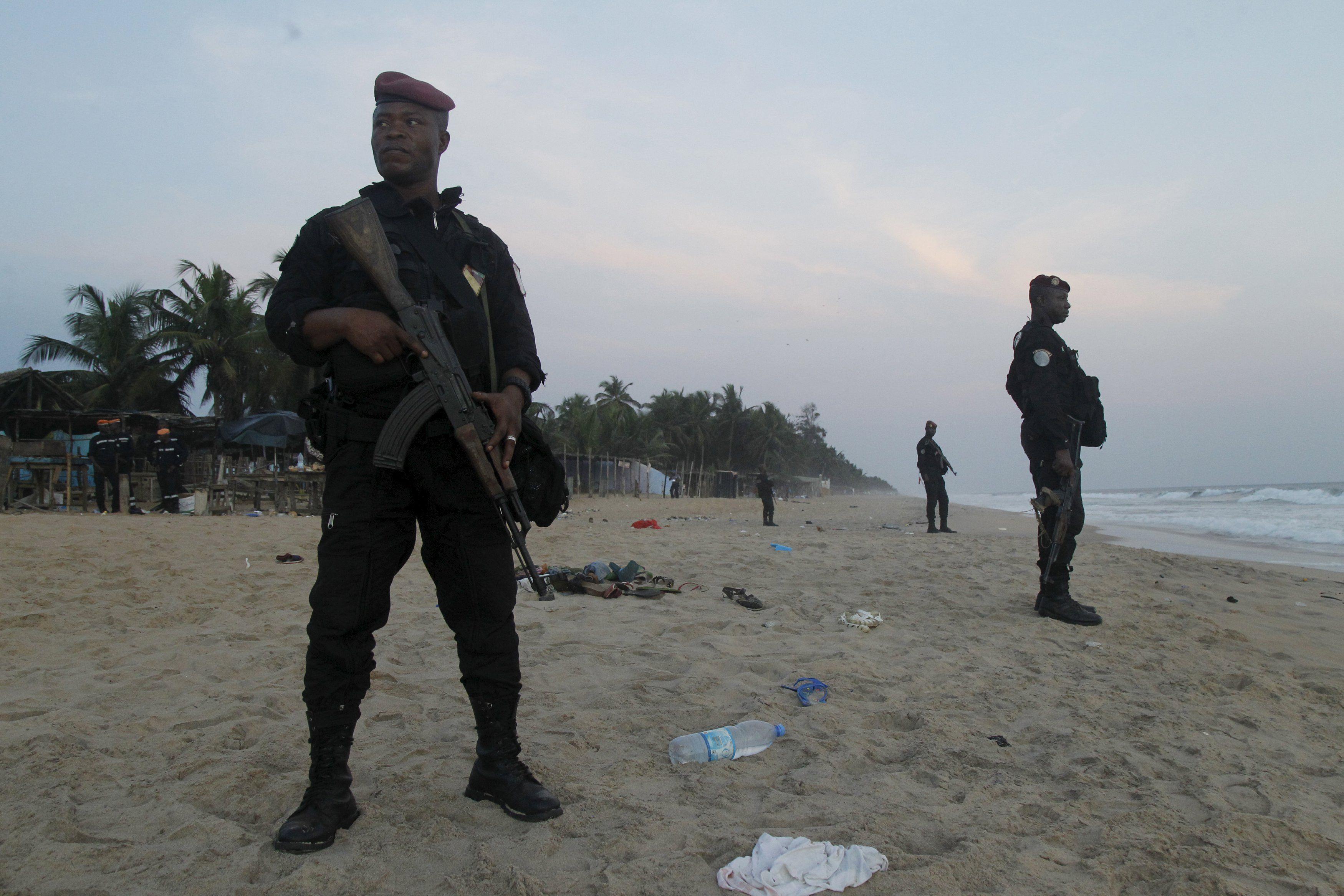 В Кот-д'Ивуаре ранена глава группы украинских миротворцев
