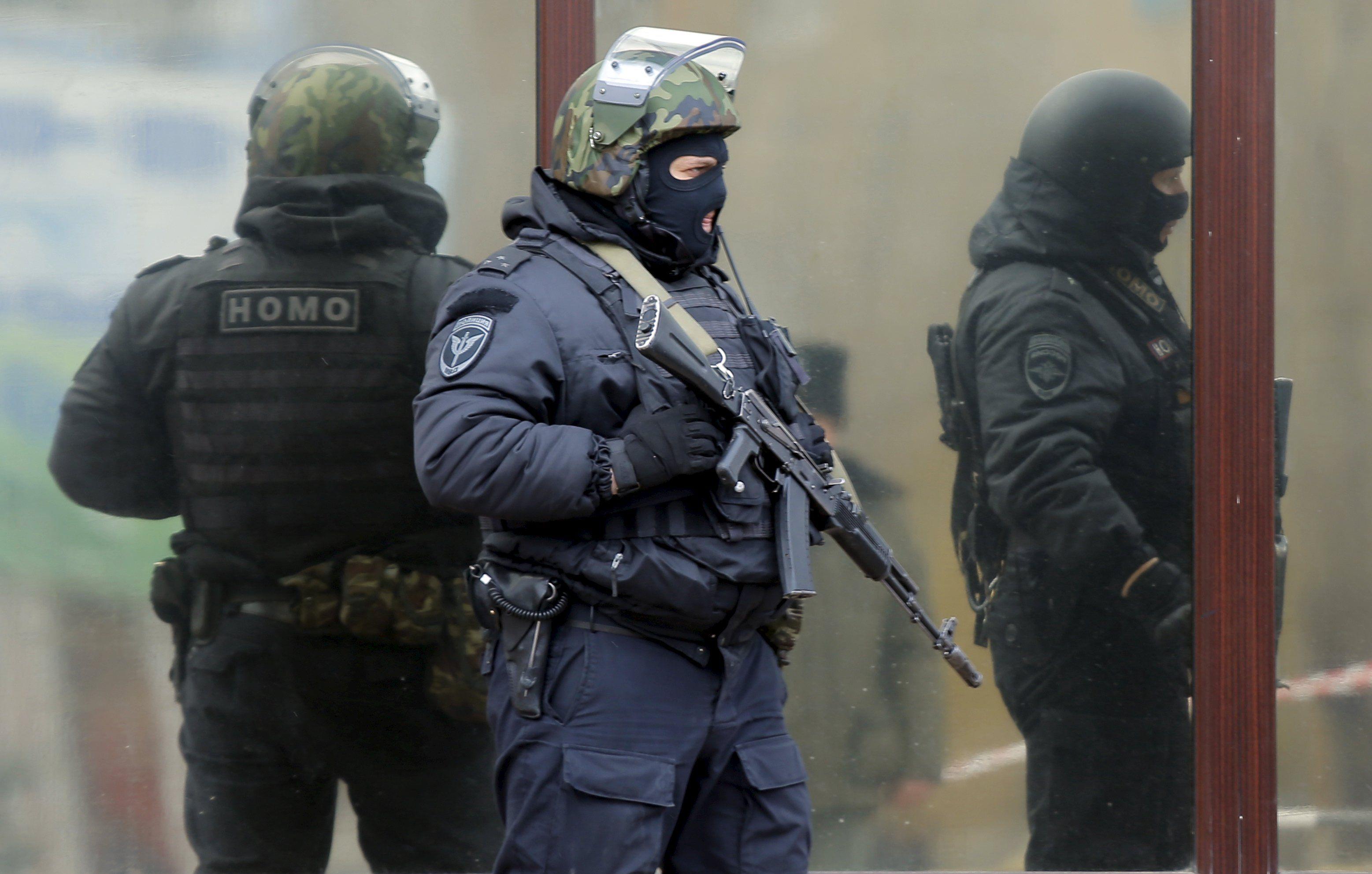 В Российской Федерации глава расстрелял сотрудника, требовавшего заработную плату