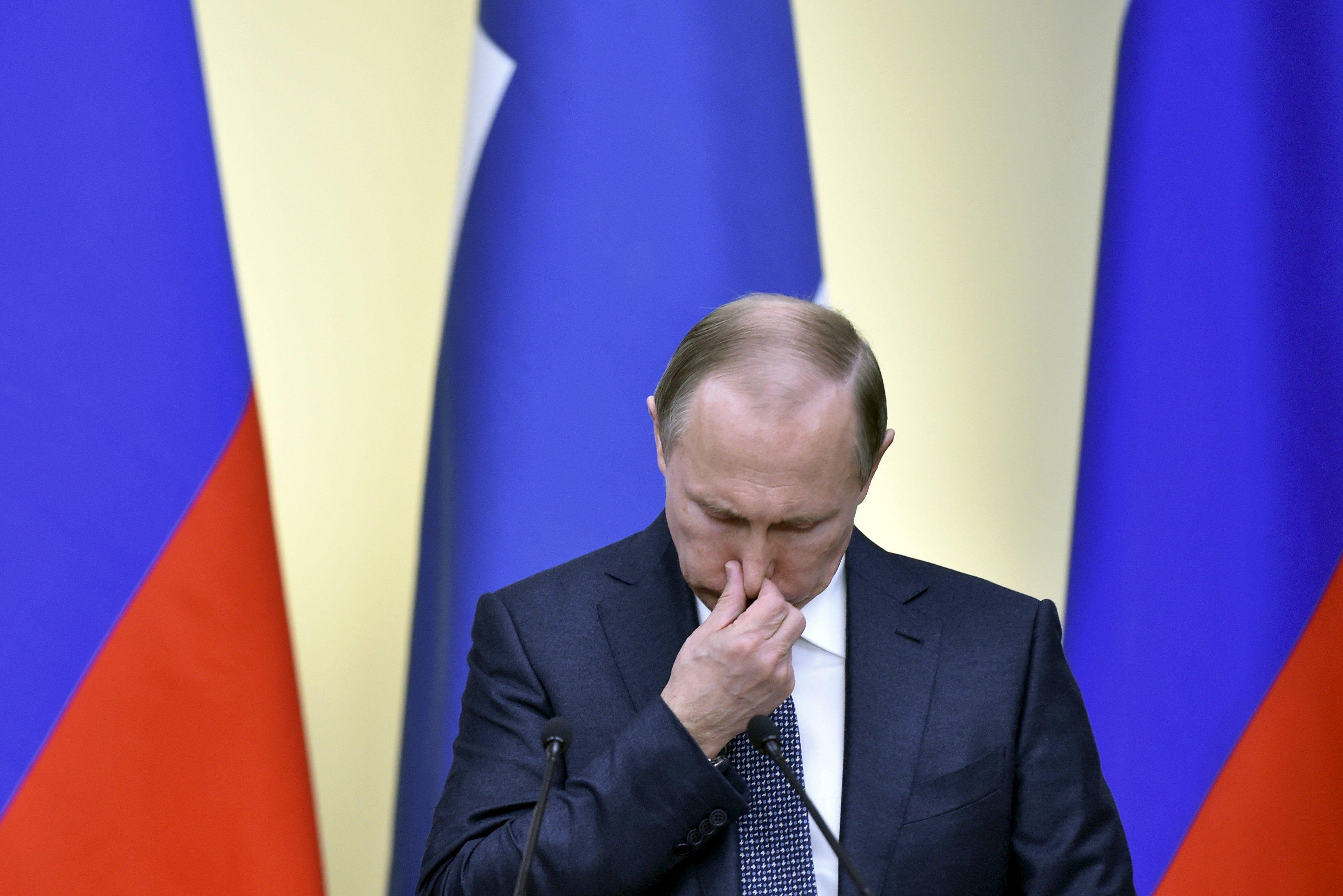 Названы потери путинских друзей-олигархов
