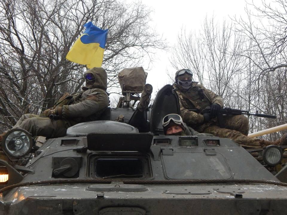 В разведке сообщили, что на Донбассе уничтожили САУ и ракетный комплекс противника