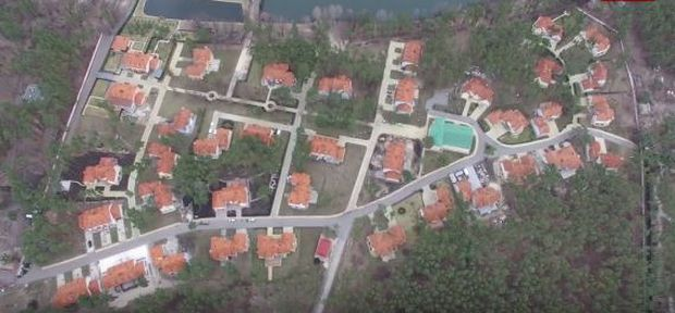 50 частных жилых домов вместо детского оздоровительного лагеря