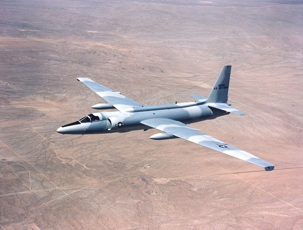 Высотный самолет-разведчик U-2
