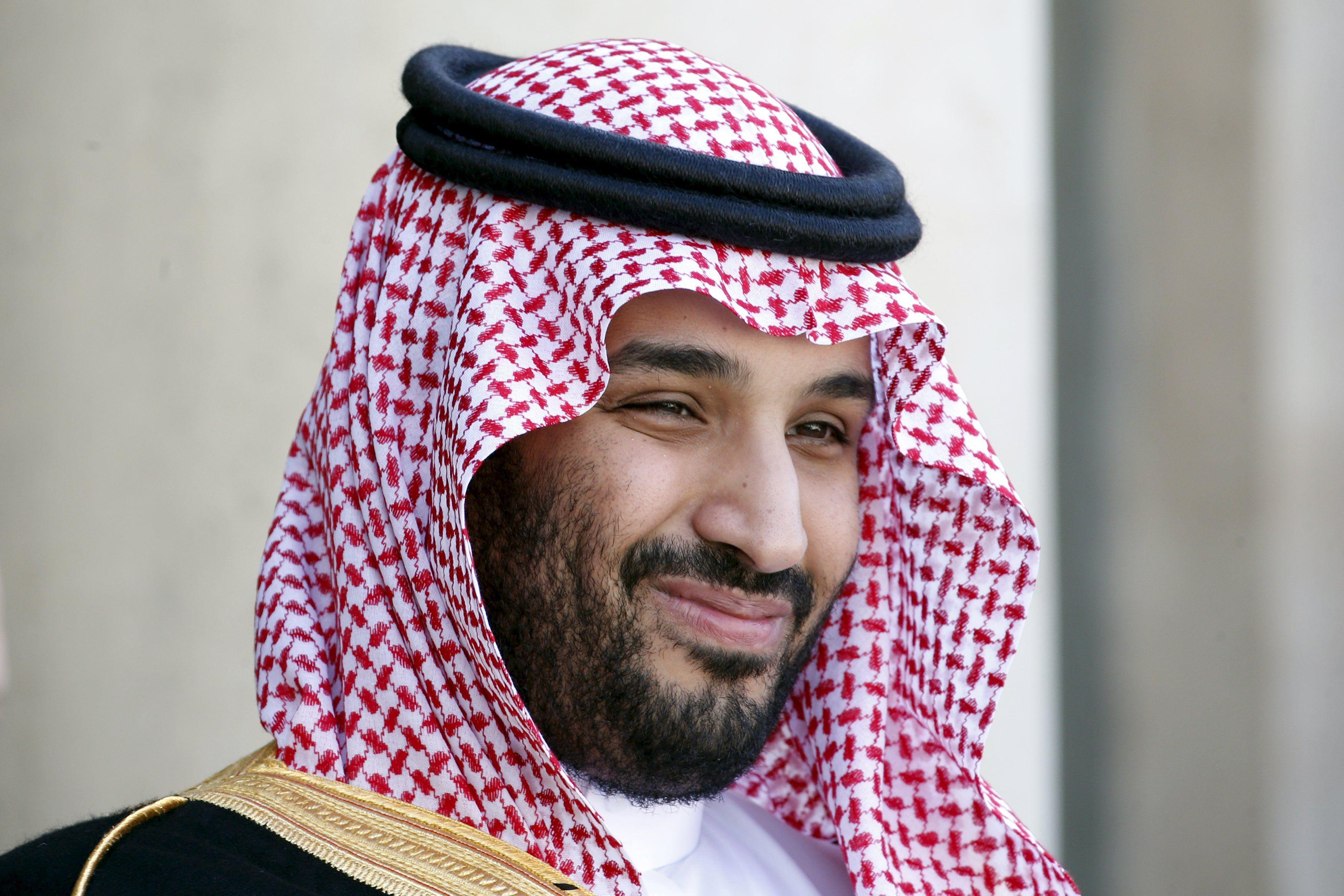 Принц Мухаммед бен Салман