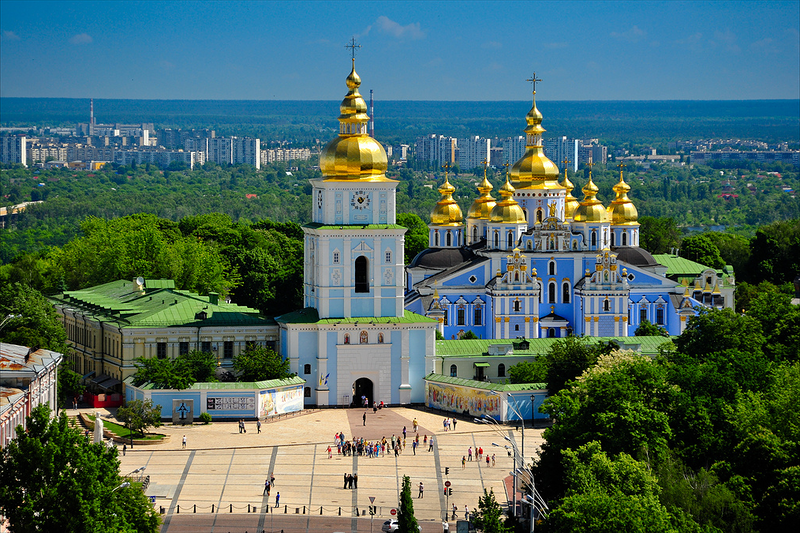Киев, лавра, обзор