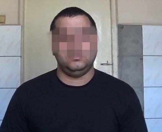 На Донбассе поймали боевика-иностранца