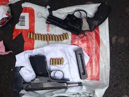 СБУ накрыла межрегиональную группировку торговцев оружием