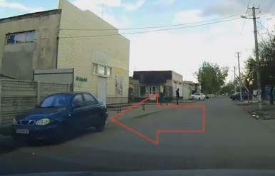 В авто обнаружены пакеты с взрывчатым веществом