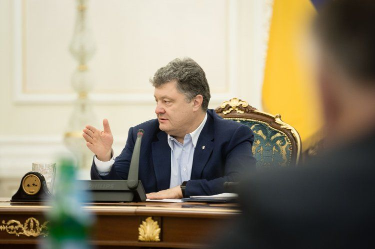 Порошенко объяснил, как Украине вернуть Донбасс