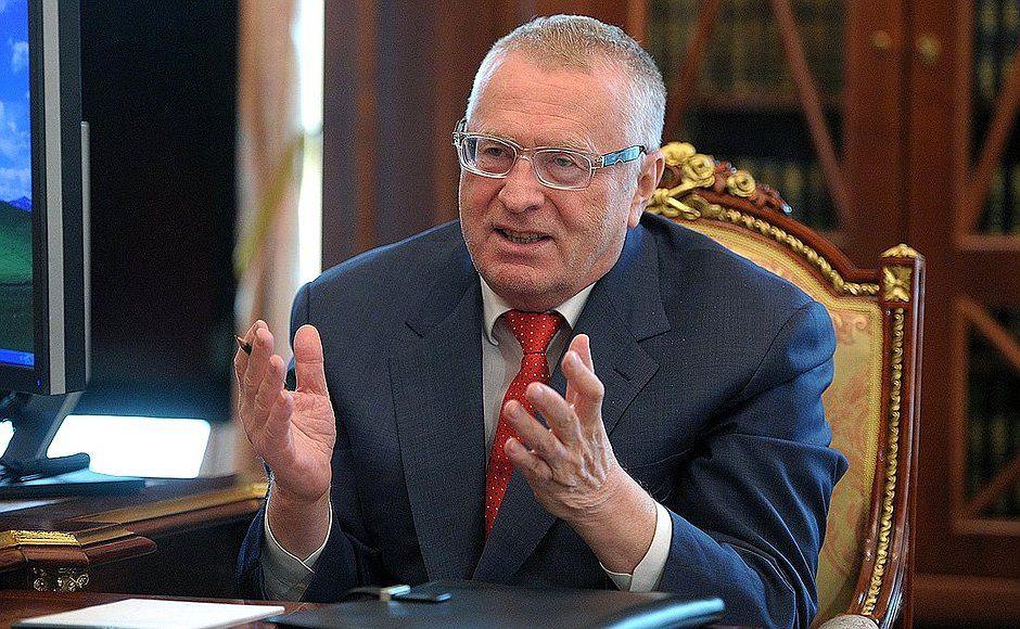 Лидер ЛДПР призвал брать пример с Эрдогана.