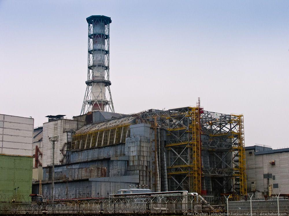 Чернобыль, ЧАЭС 03 Припять