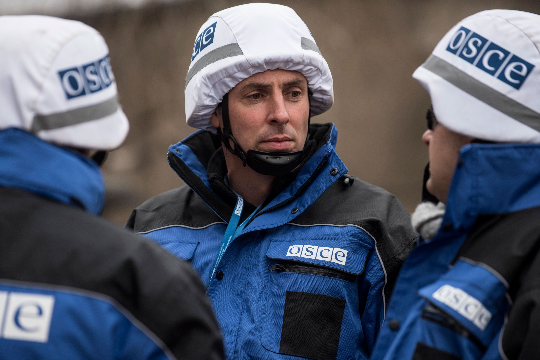 Наблюдатели ОБСЕ, иллюстрация