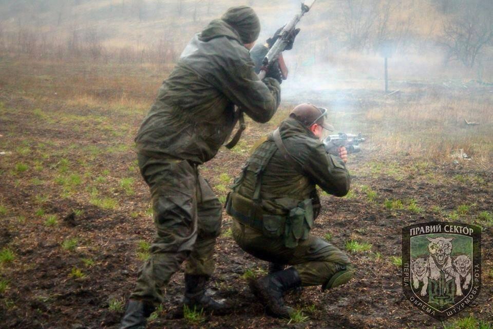 Украинcкие военные