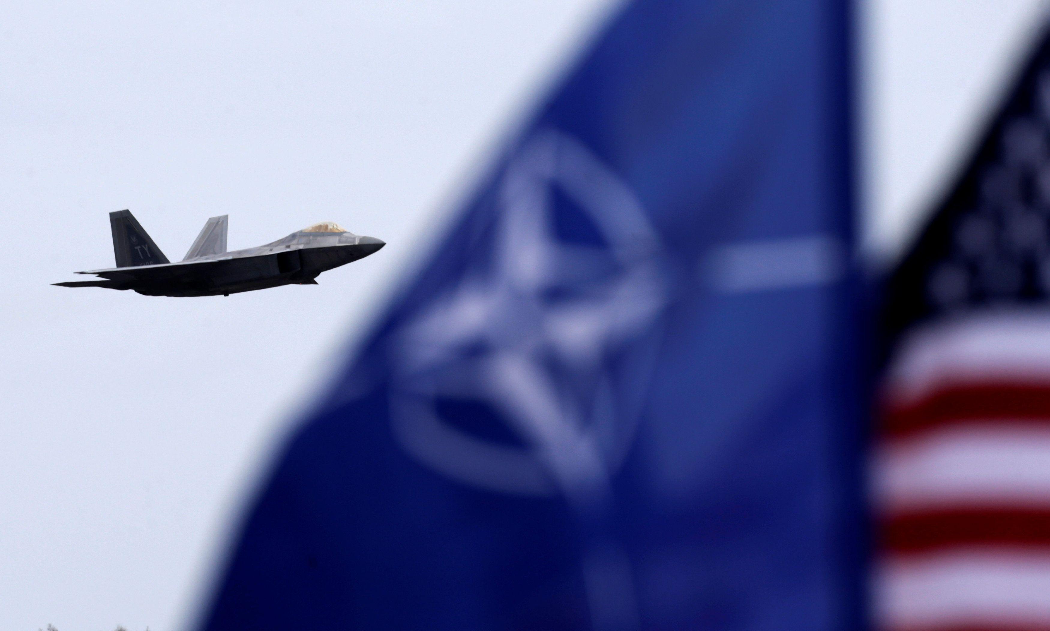 НАТО должно усилить сдерживание агрессии РФ