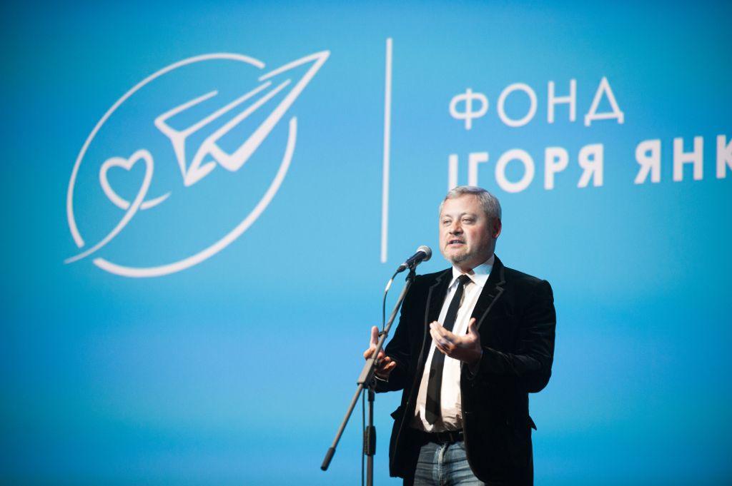Игорь Янковский рассказывает о цели проведения конкурса