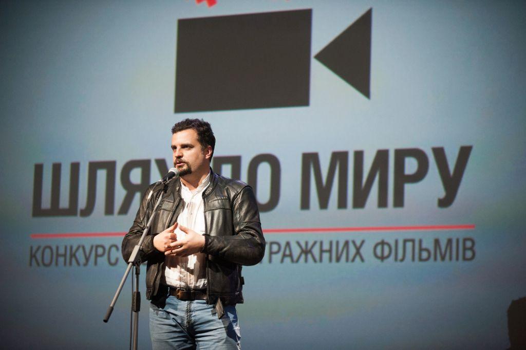 Глава Госкино Украины Филипп Ильенко