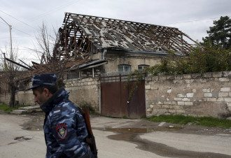 Нагірний Карабах