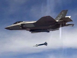 истребитель, бомбардировщик, F-35 Lightning II