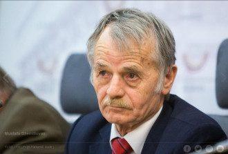 Мустафа Джемилев.