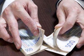 деньги, гривна, миллионер