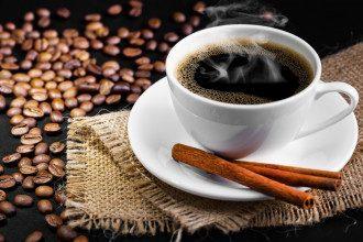 Стандартная ддоза кофеина для человека - 75 мг (чашка эспрессо)