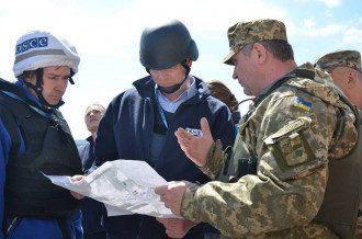 Миссия ОБСЕ на Донбассе.