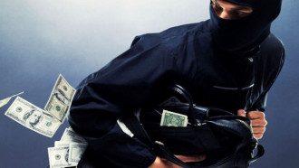 Под Киевом злоумышленники напали на инкассаторскую машину, забрали деньги и скрылись
