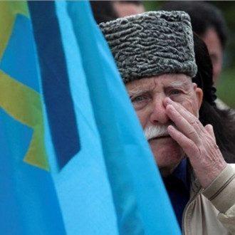 Меджлис, флаг, татары, Крым
