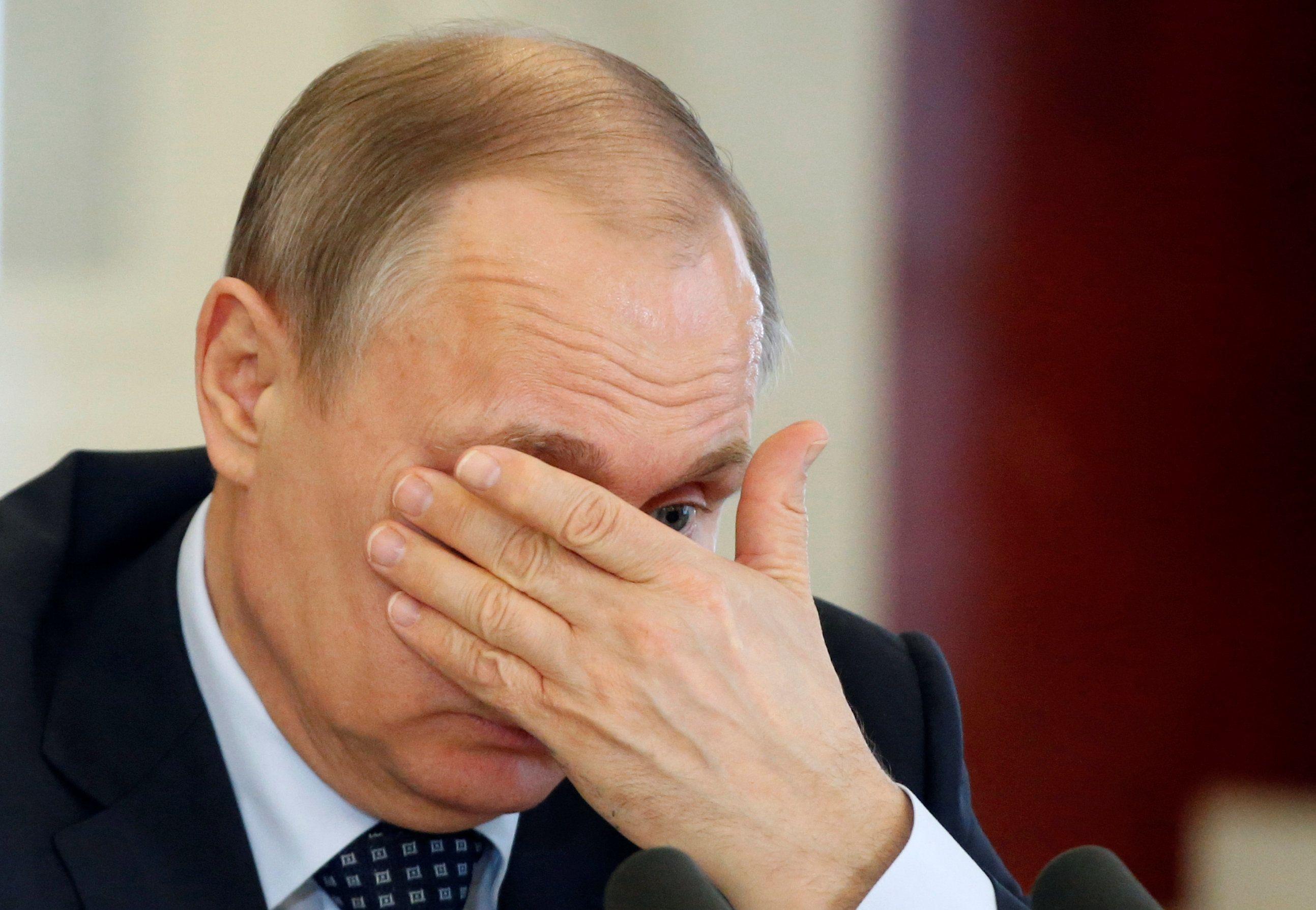 СМИ рассказали о путинском