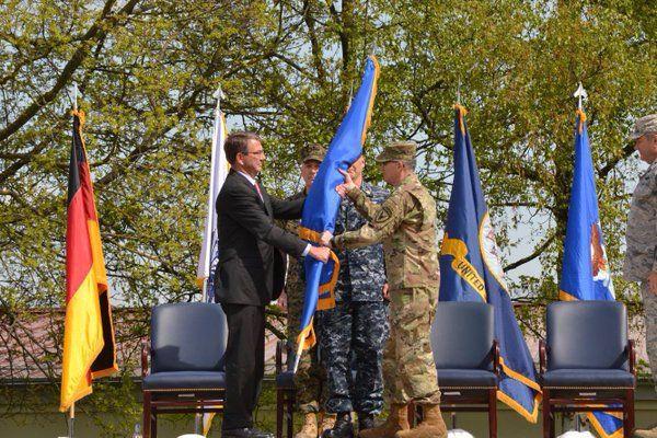 Кертис Скапаротти стал новым главнокомандующим сил НАТО в Европе.