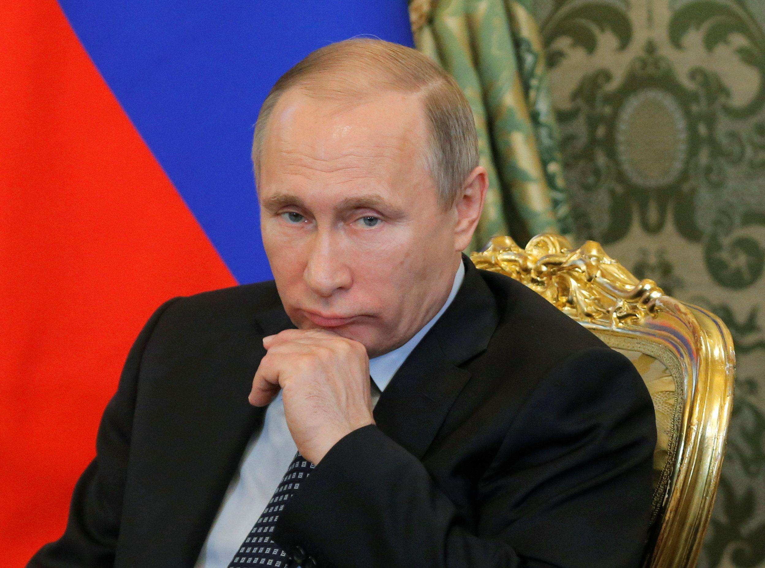 Путин попал в мышеловку, где бесплатный сыр уже съели