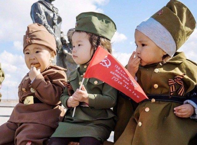 День Победы в Якутии