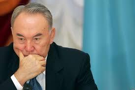 Нурсултан Назарбаев.