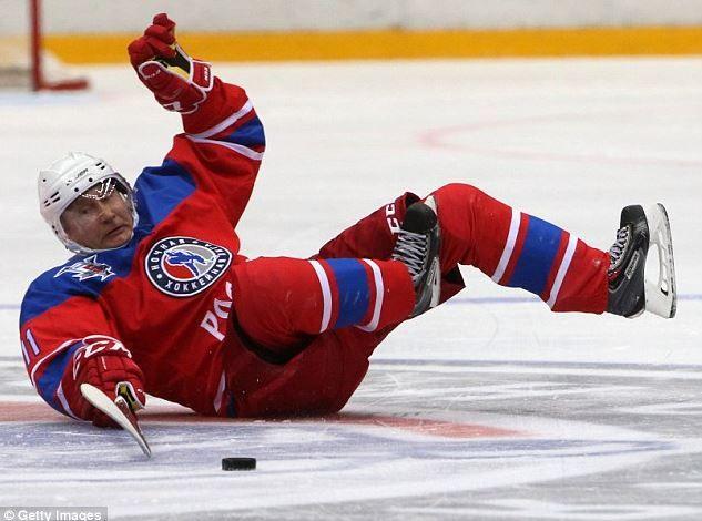 Путина предложили продать в НХЛ