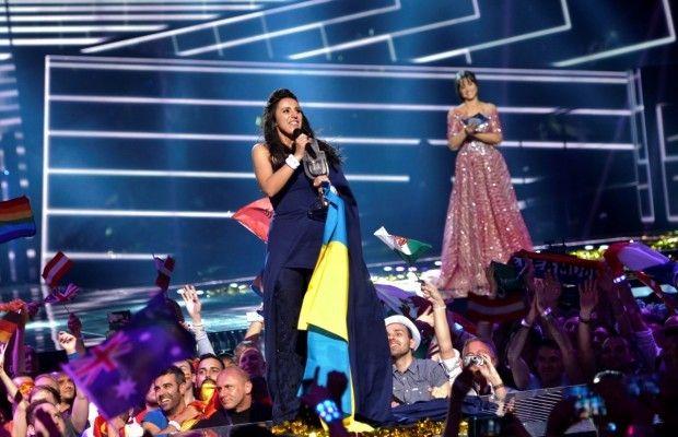 Мир сказал да Украине: Джамала с победой возвращается домой, опубликованы фото и видео