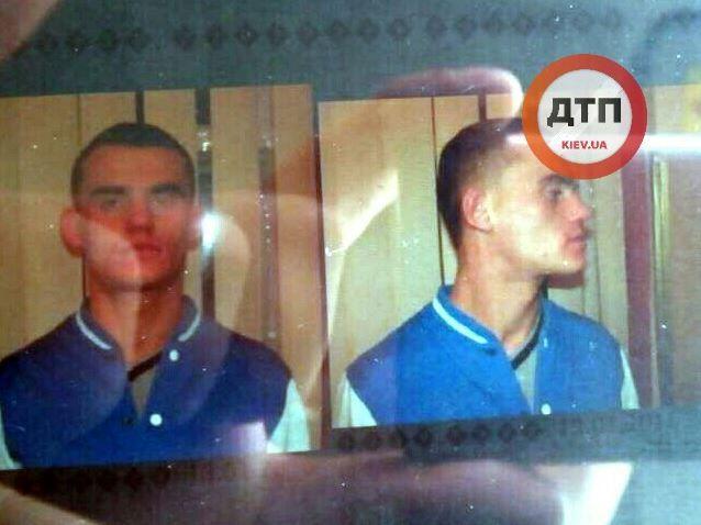 Задержанный 24-летний уроженец Одесской области.