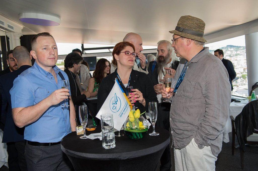 Украинские и иностранные продюсеры обсуждают перспективы сотрудничества